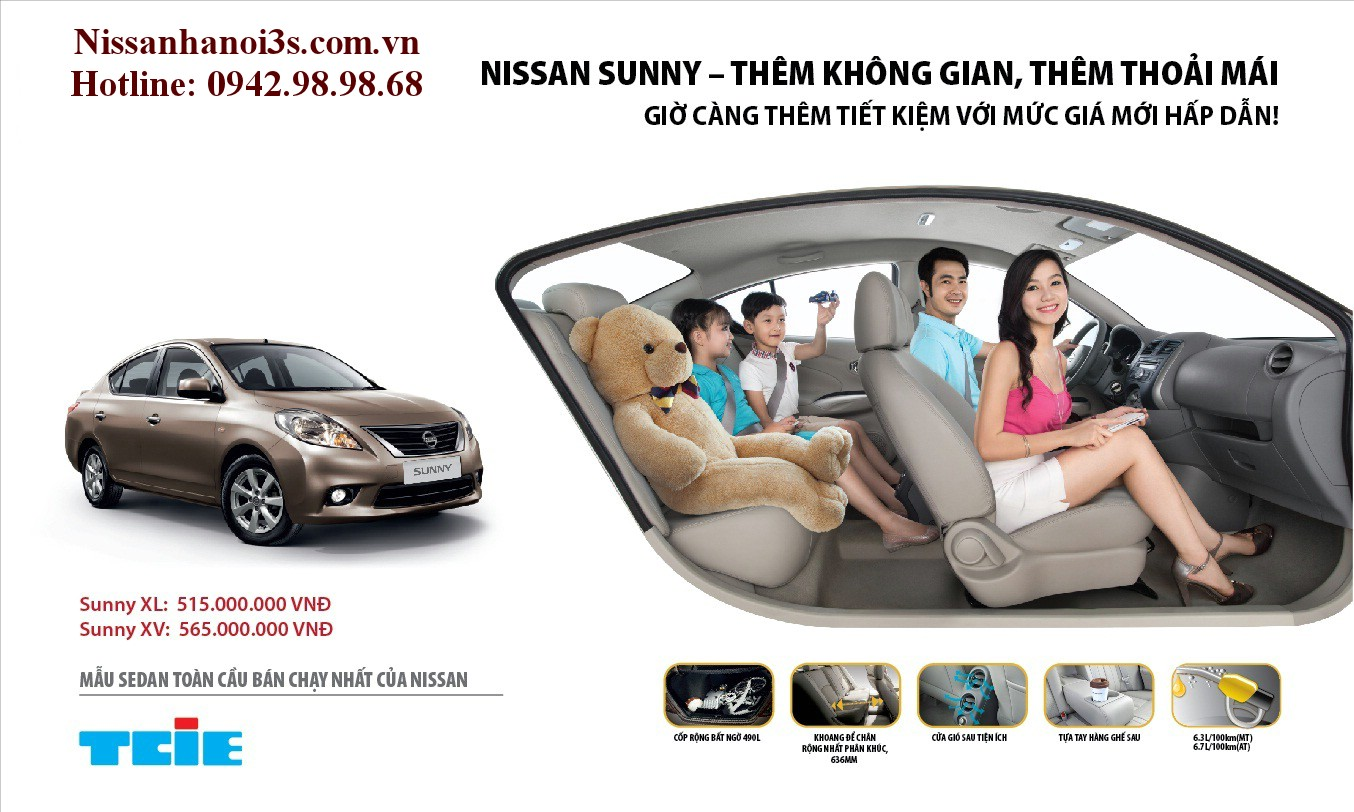 noi-that-xe-nissan- sunny